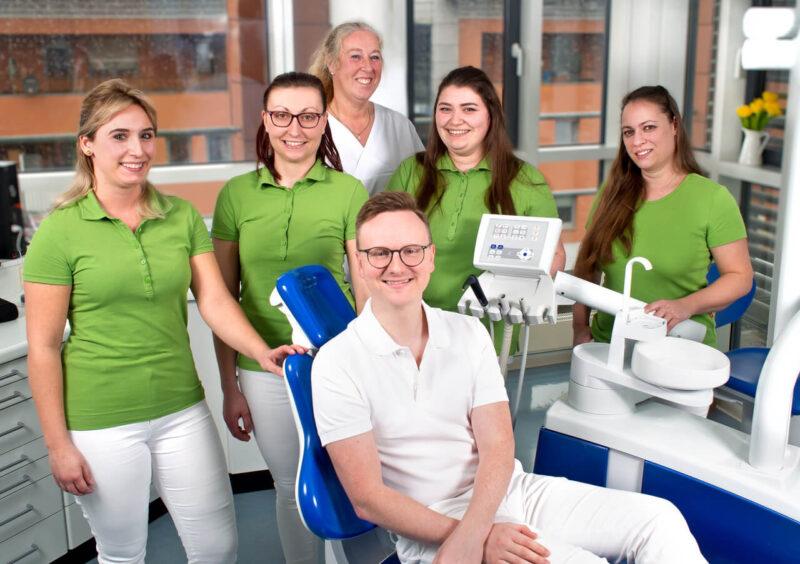 Zahnarztpraxis Richard Vetters Dresden Löbtau - Team